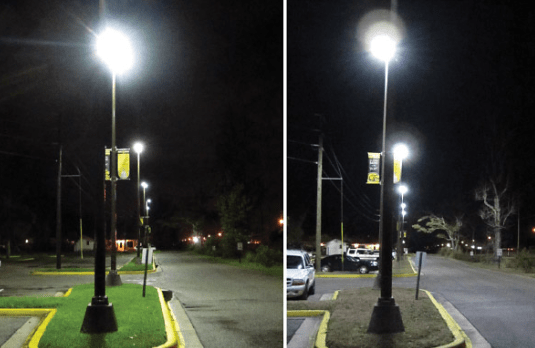 Four Biggest Benefits of LED Parking Lot Lighting The best and biggest benefits of switching over to LED parking lot lights