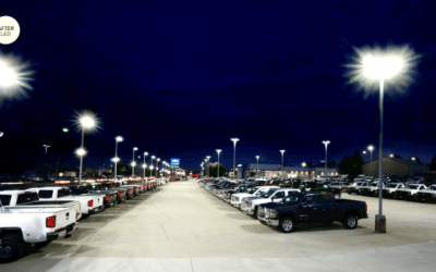 Factors to Look at Before Changing your Parking Lot Lighting Considerations to make before your parking lot lighting conversions