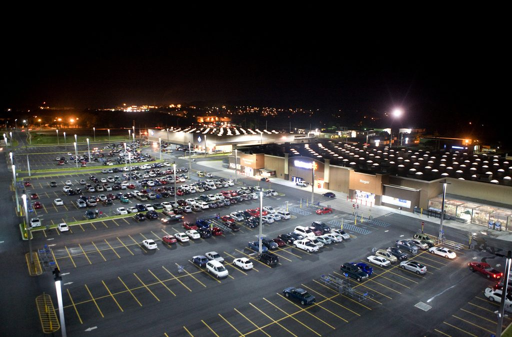 The Anatomy of Good Parking Lot Lighting Lamp What makes a good parking lot light and what it takes to have exceptional parking lot lighting
