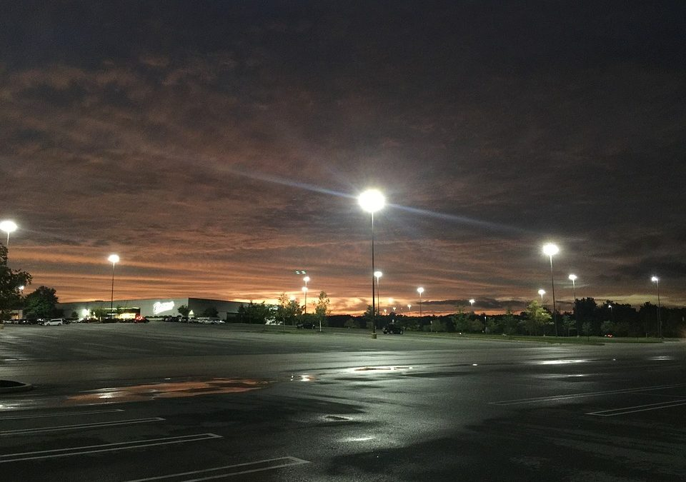 How LED Parking Lot Lights Have Made a Big Impact on Parking Lot Lights Industry The four big ways that LED parking lot lights have made an impact